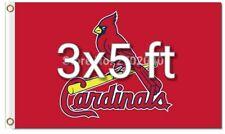 St Louis Cardinals  3x5 ft souvenir  Indoor/Outdoor Flag Banner MLB