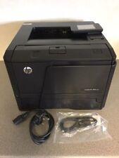 HP LaserJet Pro 400 M401dn A4 Mono Duplex Laser Printer - Ethernet & Usb CF278A