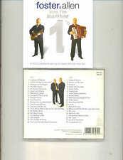 FOSTER & ALLEN - SING THE NUMBER 1's - 2005 UK DOUBLE CD ALBUM