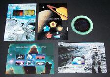 U.S. #3409-13 Mint Nh - 2000 Space Achievement Set ($135)