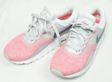 Nike Air Max Zero Pink Gray SZ 7Y 8.5 Sneakers Woman's Girls Swoosh Original Box