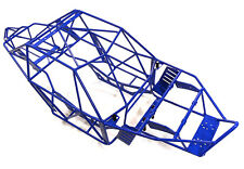 OBM-1351BLUE Integy Steel Tube Frame Roll Cage for Axial RR10 Bomber 4WD
