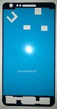 Rahmen Kleber Klebepad Klebefolie Adhesive Sticker Samsung Galaxy S2 I9100