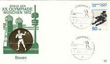 München Boxen schöner SST zur Olympiade 1972