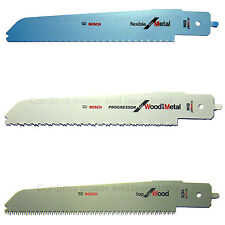 "3 Bosch PFZ 500 E Multisaw Saw Blades 235mm/9"" for WOOD & METAL PFZ500  E"