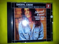 CROW SHERYL - TUESDAY NIGHT MUSIC CLUB (EDIZIONE L'ESPRESSO). CD.
