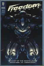 Freedom Formula #1 2008 Robot Cover Prestige Format Radical Comics g