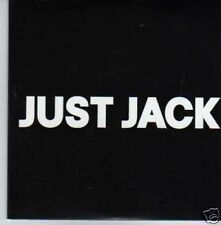 (390I) Just Jack, Embers  - DJ CD