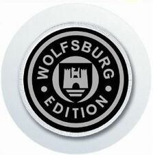 VW WOLFSBURG EDITION CAR TAX DISC HOLDER REUSABLE PARKING PERMIT HOLDER