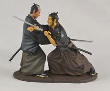Kurosawa Sanjuro Dueling Figure Set Japan Import Rare Color US SELLER