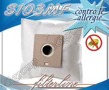 S103MF 5 sacchetti filtro microfibra x Samsung Serie FC-RC-VS 6100