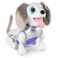 Zoomer Dog Playful Pup Puppy Doggy Interactive Pet Robot Toy Gift Boy Girl