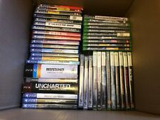 Playstation 3, PS4, XBOX One & XBOX 360 Lot of 46 Video Games Bundle Bundle 11-A
