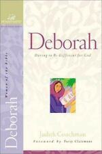 Deborah : Daring to Be Different for God by Couchman, Judith