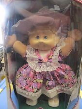Cabbage Patch Kids Baby Doll  10 Anniversary Edition. Limited Edition Vintage