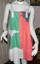 CHLOE neuf coton & lin robe sans manches/M