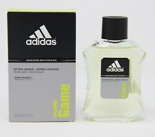 4x Adidas Pure Game after Shave Lotion Lotion for Men 100 ML