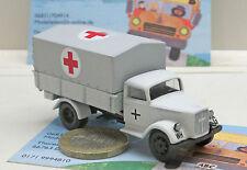 """Herpa  745772Opel Blitz Sanitätskraftwagen """"Deutsche Armee bei Moskau"""""""