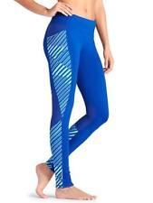 Athleta Sting Be Free Tight Yoga Tights, Admiral Blue, size XS