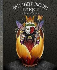 Deviant Moon Tarot Book (Hardback or Cased Book)
