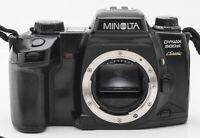 Minolta Dynax 600si 600 si 600-si Classic Body Gehäuse SLR Spiegelreflexkamera