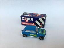 Corgi Juniors Diecast Car Renault 5 Turbo 53340 Original Boxed