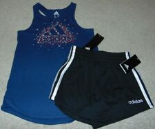 ~NWT Girls ADIDAS Outfit! Size 7-8 Super Cute FS:)~