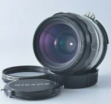 Ex+5 Nikon Nikkor O.C Auto 35mm F/2 Ai Converted MF Wide Angle Lens From JAPAN