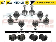 FOR HONDA CIVIC 2.0 TYPE R EP3 FRONT REAR MEYLE HD ANTIROLL BAR LINKS D BUSHES