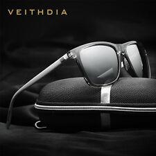New Vintage Retro Men&Ladies Outdoor Metal polarized Sunglasses Glasses Eyewear