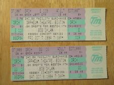 UNUSED BOB DYLAN October 7-8, 1994 ORPHEUM THEATRE BOSTON, MASS Tickets