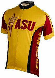 NCAA Men's Adrenaline Promotions Arizona State Sun Devils Road Cycling Jersey