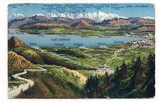 lac léman ..
