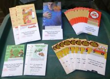 ~ Lot Of 20 Vintage Driving/Safety Slide Charts/Guides + 3 Freebies ~ Look>>>>
