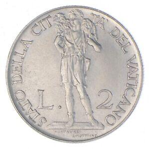 Better Date - 1940 Vatican City 2 Lire *561