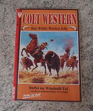 COLT WESTERN Roman Heft Nr. 32 / Büffel im Windmill-Tal