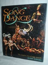 Song & Dance: The Complete Storyof Stage Musicals, Kurt Ganzi, hardcover