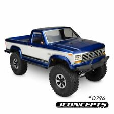 J Concepts - 1984 Ford F-150 Trailer / Scaler Body, Vaterra