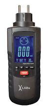 VA-LABs RCD-Tester, FI-Tester, Steckdosentester, zur Prüfung von FI-Schaltern