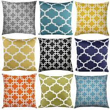 Home Decor Linen Cushion Cover Sofa Chair Square Throw Pillow Case Novelty