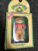 Vintage Cabbage Patch Kids Poseable Figure First Edition