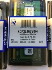 Kingston Technology System Specific Memory 4GB DDR3L 1600MHz KCP3L16SS8/4