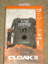 New Wildgame Innovations Cloak 14 Pro 14MP Outdoor Trail Game Camera KP14i8W26-8