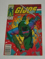 GI JOE A REAL AMERICAN HERO # 133 MARVEL COMICS February 1993 SNAKE EYES  KEY