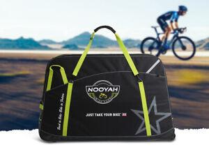 New NOOYAH MTB Road Hybrid Mountain Bike Safety Travel Bag Transport Case BK008