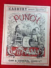 Vintage : PUNCH Magazine : 2nd January 1946