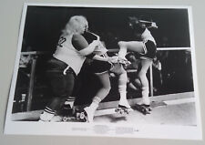 The Unholy Rollers '72 Blonde Maxine Gates On Rollerskates Girlfight