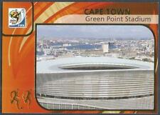 PANINI WORLD CUP SOUTH AFRICA 2010- #086-CAPE TOWN-GREEN POINT STADIUM