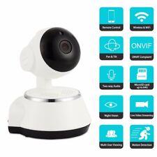 Wireless WiFi 720P Pan Tilt Network Home CCTV IP Camera IR Night Vision Webcam