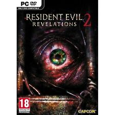 Resident Evil Revelations 2 PC Game - Brand New!